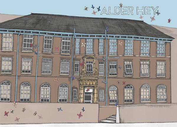 Visit to Alder Hey