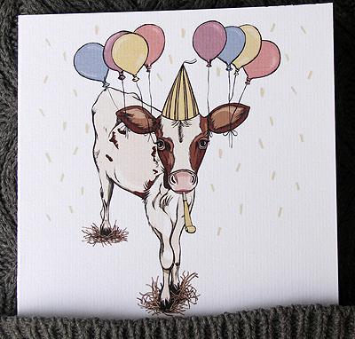 Celebration calf